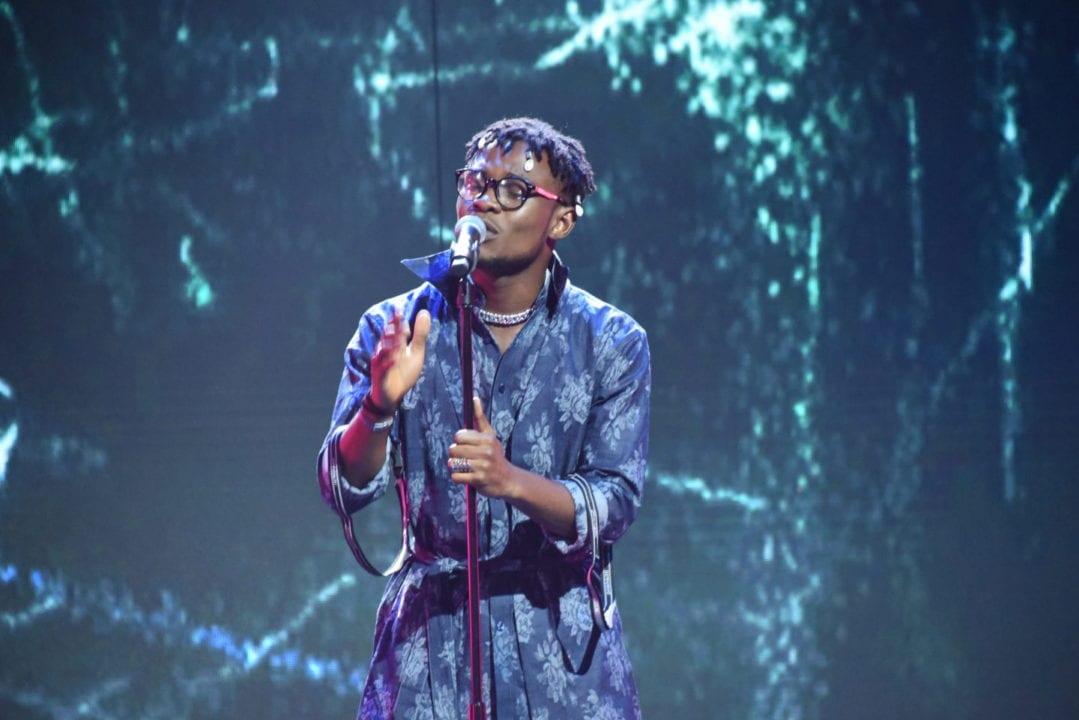 Nigerian Idol Faith Daniel