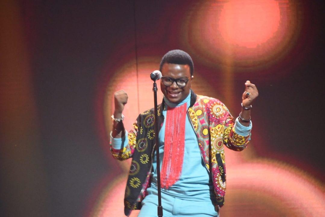 Nigerian Idol Faith Dotun