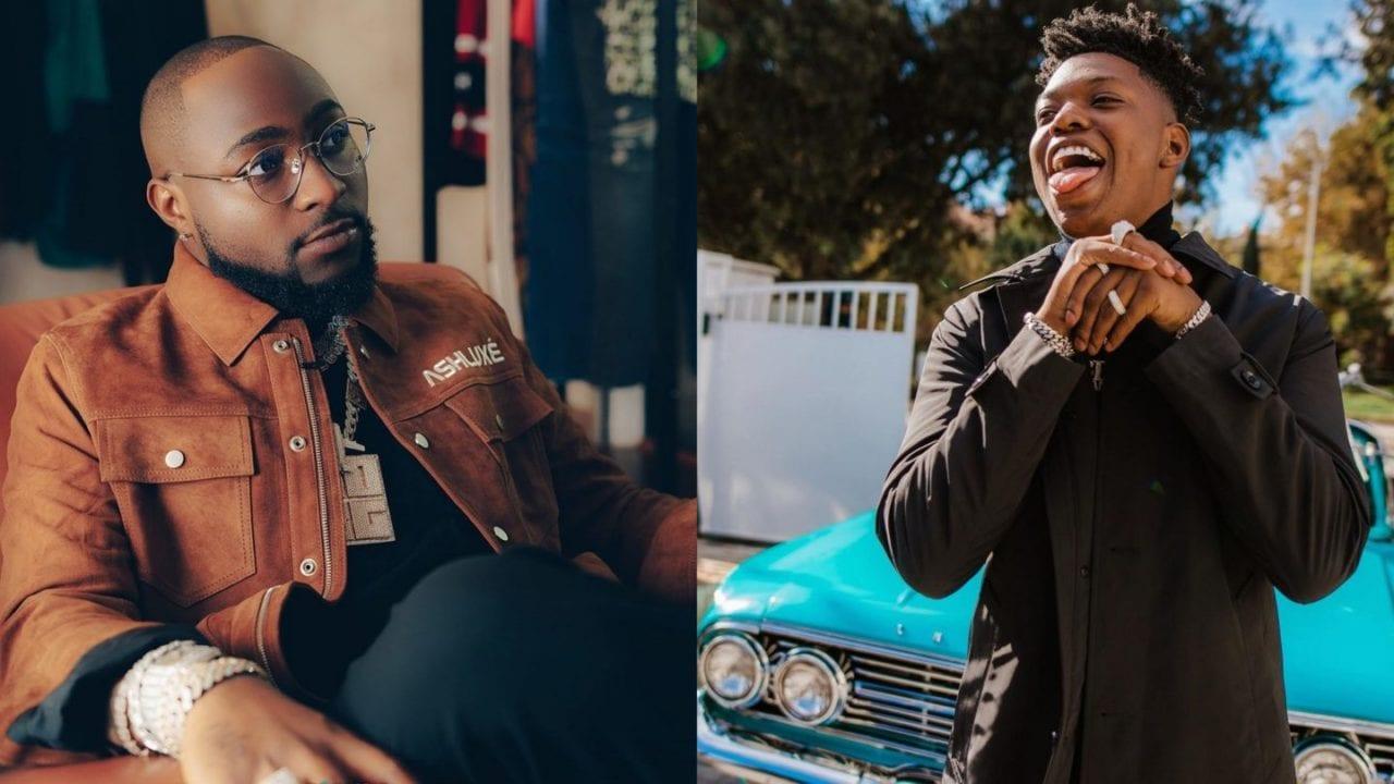 Davido & Yung Bleu Might Be Releasing New Music Soon | NotJustOK