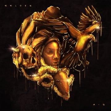 Golden Album - AQ Breathe Lyrics ft Chike