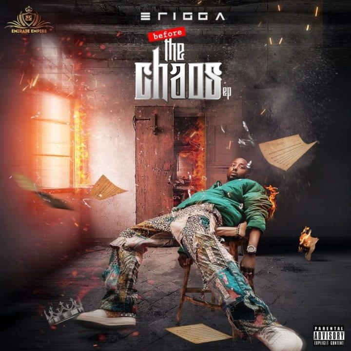 Erigga - Before The Chaos (EP)