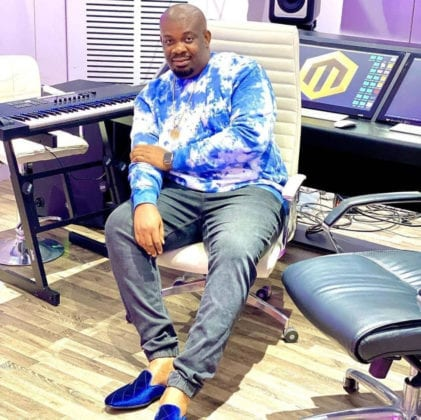 Don Jazzy Interview with BBC NEWS pidgin