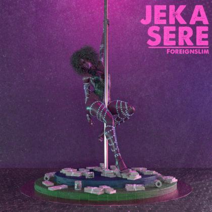Cover Art for Jeka Sere
