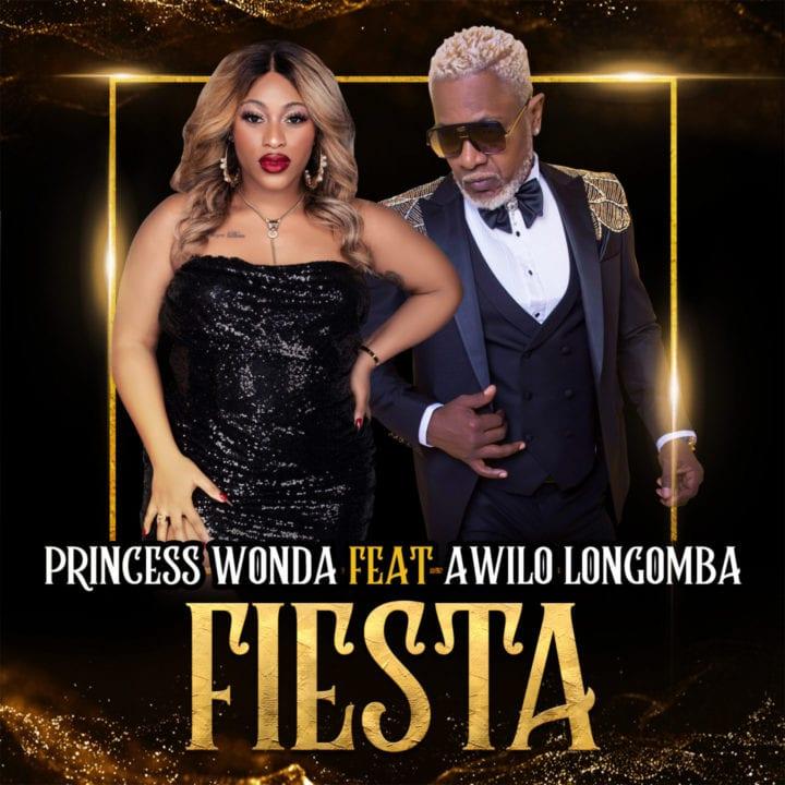 Princess Wonda Hooks Up With Awilo Logomba For – Fiesta