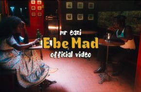 Mr Eazi - E Be Mad