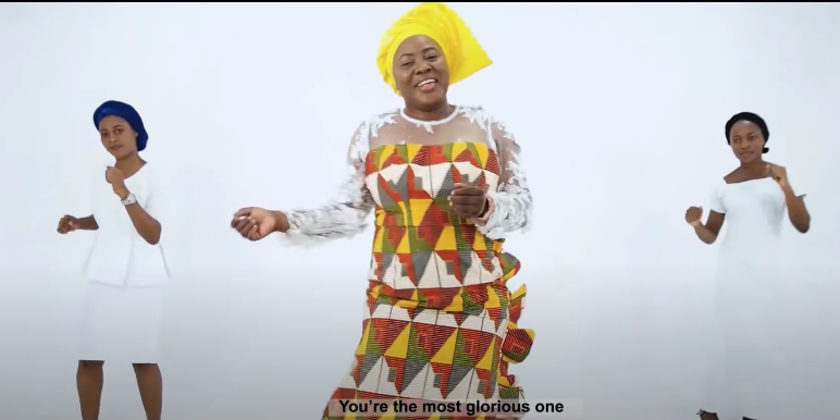 Evang. Toyin Leshi Delivers Videos For 'Orin Iyin Aladun (Praise Medley) + 'I Can't Just Stop'