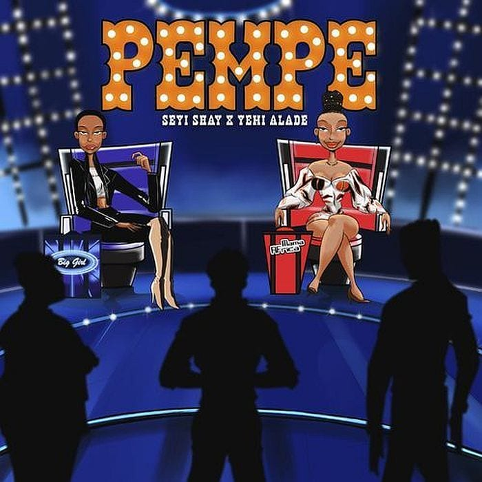 Seyi Shay & Yemi Alade deliver new single, 'Pempe'