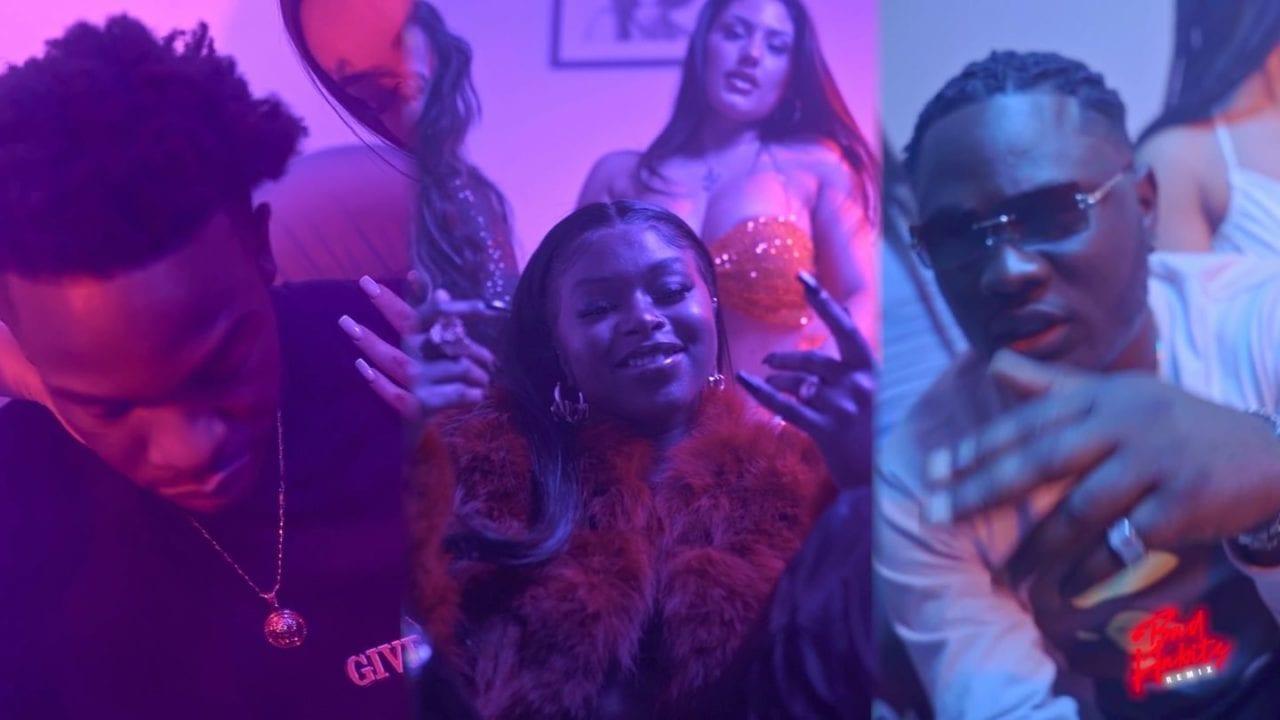 TiZ East, Moelogo, Nadia Rose - Bad Habits (Remix)