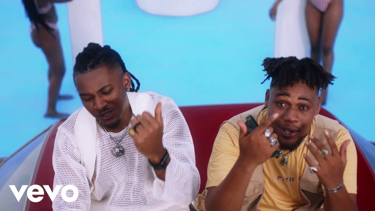 Kinsolo And Buju Star In Visuals For 'All Mine'