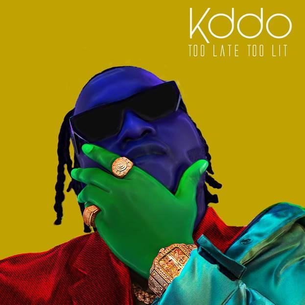 KDDO (Kiddominant) - Too Late Too Lit