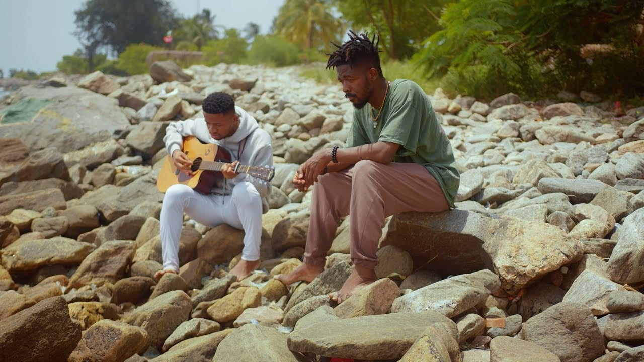 """Johnny Drille Performs """"Something Better"""" on #JohnnysBeachSeries"""