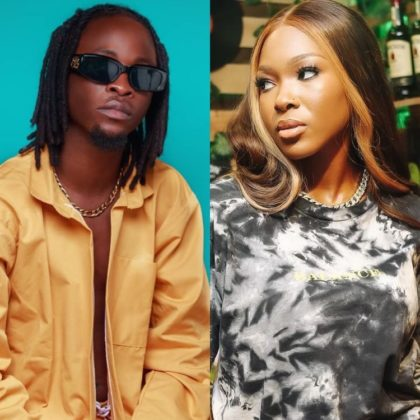 Vee and Laycon Have a Song On Her Coming Album | NotjustOK