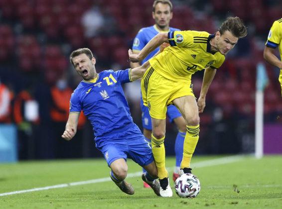 Euro 2020 Ukraine Sweden