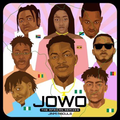 Listen To All Six African Remixes for Jinmi Abduls' 'Jowo' | NotjustOK