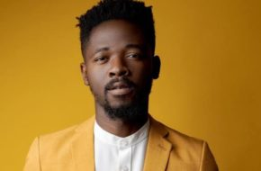 Johnny Drille shows support for Igbos