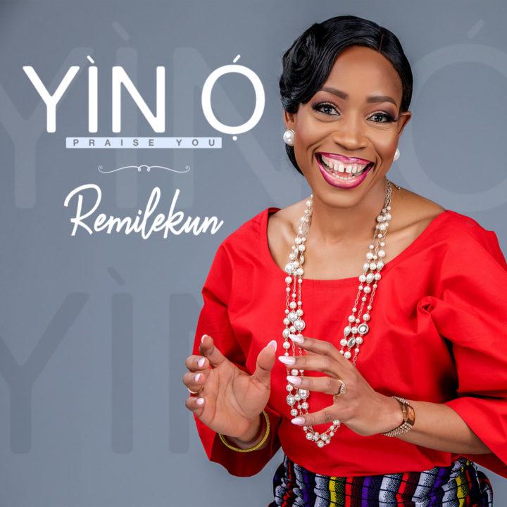 """UK Based Gospel Artist, Remilekun releases visuals for new single, """"Yin O (Praise You) Medley"""
