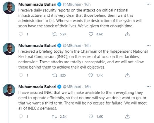 Falz Objects to President Buhari's Threat Message | NotjustOK