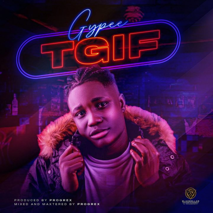 Gypee Prepares For His Debut EP With New Single – 'TGIF'