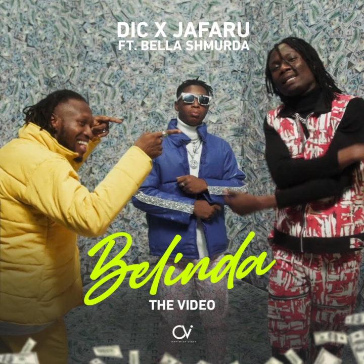 Jafaru and DIC Team Up With Bella Shmurda For – 'Belinda' Video