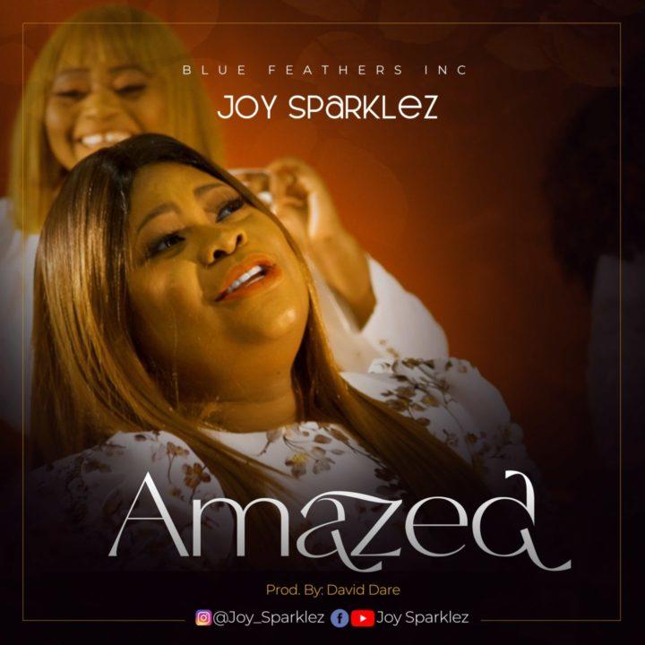 """Joy Sparklez unveils the audio & visuals for debut single, """"Amazed"""""""