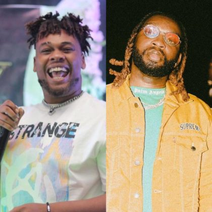 Fans Engineer Buju and Jae5 Collab on Twitter, Here's How | NotjustOK