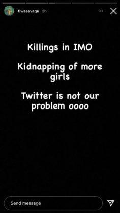 Watch Tiwa Savage Sing The UAR National Anthem | NotjustOK