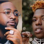 See How Davido Reacted to Yung Bleu Arriving Lagos