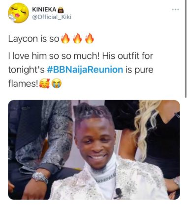 Fans Can't Stop Talking About the Outfits from The #BBNaijaReunion, Here's Why