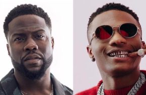 Watch the Good Vibes as Kevin Hart Dances to 'Essence' by Wizkid
