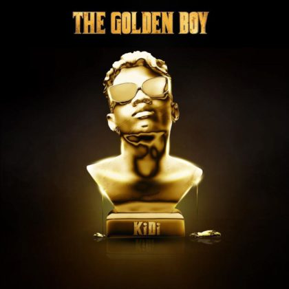 """Kidi's Sophomore Album """"The Golden Boy"""" Drops in Two Days 