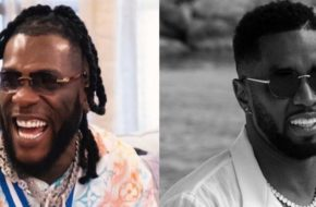 Burna Boy and Diddy Reunite for First Time Since Making 'Twice as Tall'