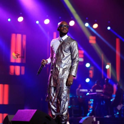VGMA 2021 - Mr Drew Wins Best New Artiste of the Year Award