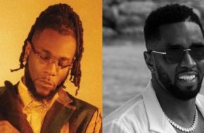 Burna Boy Celebrates His BET Awards Win With Diddy | Watch
