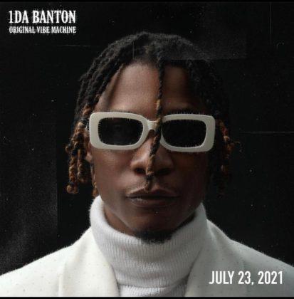 1da Banton New Album