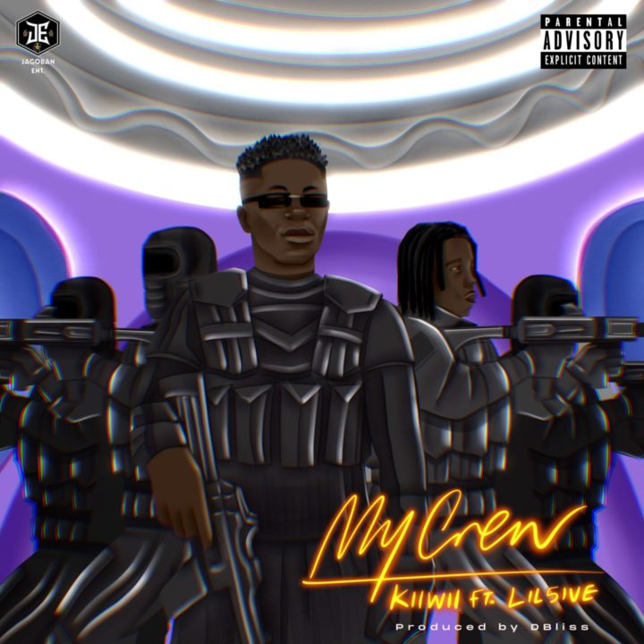 Kiiwii Teams Up With Lil5ive For Visuals To New Single – 'My Crew'