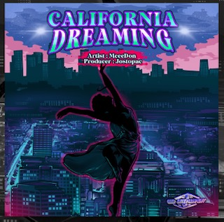 MceeDon Delivers Captivating New Single – 'California Dreaming'
