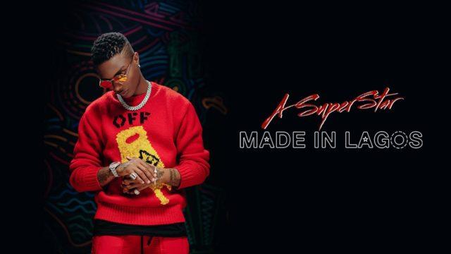 Wizkid Celebrates 'Superstar' Album at Ten With New Documentary