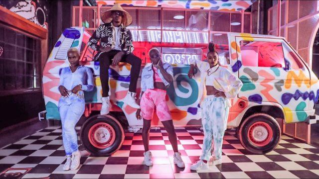 Sauti Sol Unveil Colourful Music Video for 'Rhumba Japani' | Watch
