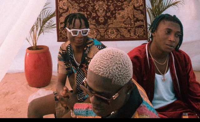 Starboy's Terri Presents Egyptian-Themed Video For 'Money'   WATCH