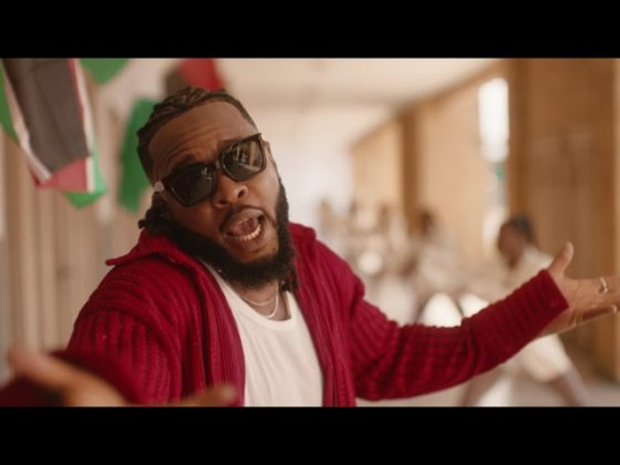 Flavour Drops New Music Video 'Berna Reloaded' with Fally Ipupa and Diamond Platnumz | Watch