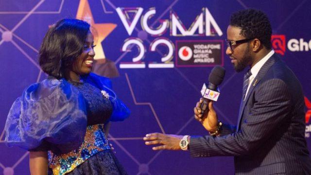 Full list 021 VGMA awards Winners