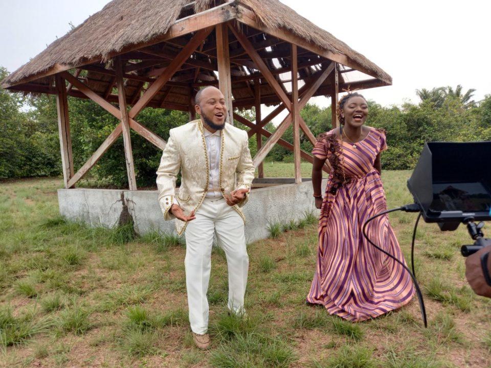 "Chiny Godwin & Alex Oturu release the visuals for hit single, ""Wolewa"""