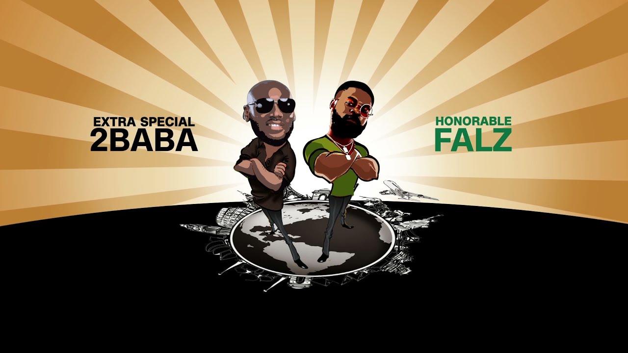 2Baba, Falz - Rise Up