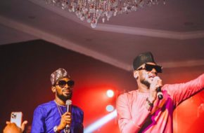 D'Banj and 2Baba Serve up Delightful Performance for Fans in Abuja