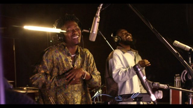 Watch Adekunle Gold Perform His New Single 'Sinner' Live With Lucky Daye
