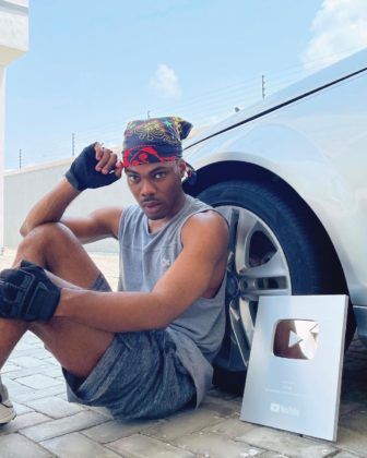 CKay Receives Youtube Plaque for Crossing New Milestone
