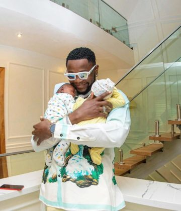 Kizz Daniel Buys New Homes for His Two Baby Boys
