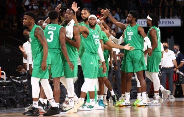 Nigerian Basketball Team Sound Sultan