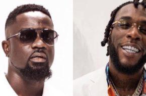 Burna Boy Winning the Grammy Was a Win for Africa - Sarkodie
