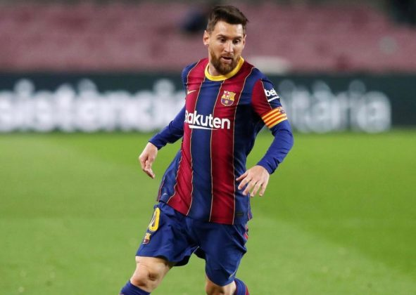 Lionel Messi Free Agent